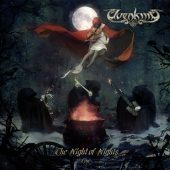 Elvenking - The Night Of Nights (live) - CD-Cover