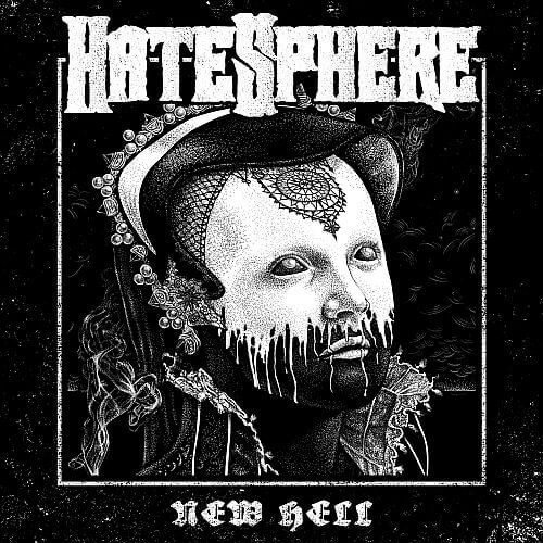 Hatesphere - New Hell - Cover