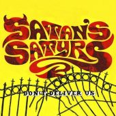 Satan's Satyrs - Don't Deliver Us - CD-Cover