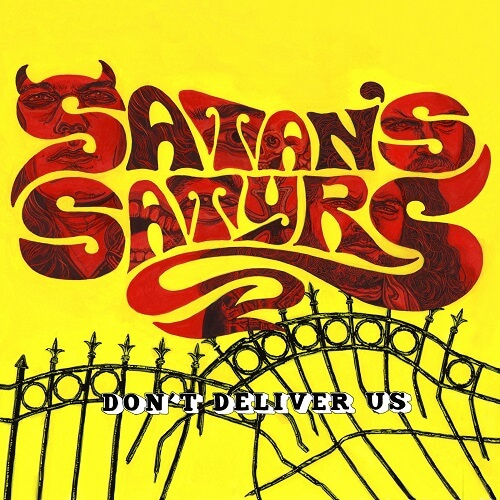 Satan's Satyrs - Don't Deliver Us - Cover