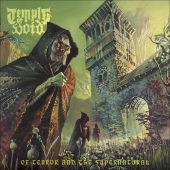 Temple Of Void - Of Terror And The Supernatural - CD-Cover
