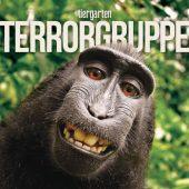 Terrorgruppe - Tiergarten - CD-Cover