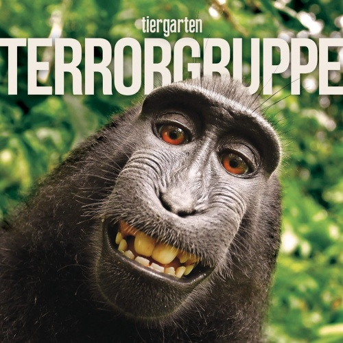 Terrorgruppe - Tiergarten - Cover