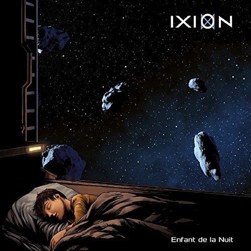 Ixion - Enfant de La Nuit - Cover