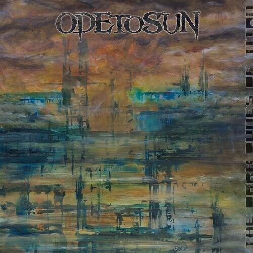 Odetosun - The Dark Tunes Of Titan - Cover