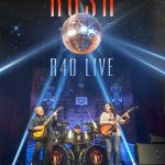 Cover - Rush – R40 Live