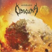Obscura - Akroasis - CD-Cover