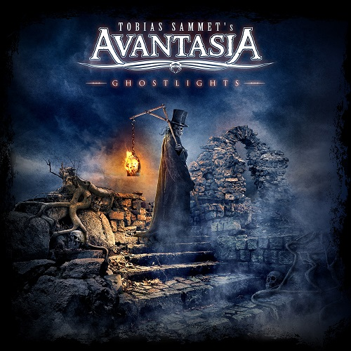 Avantasia - Ghostlights - Cover