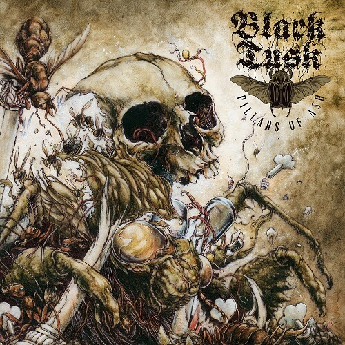 Black Tusk - Pillars Of Ash - Cover