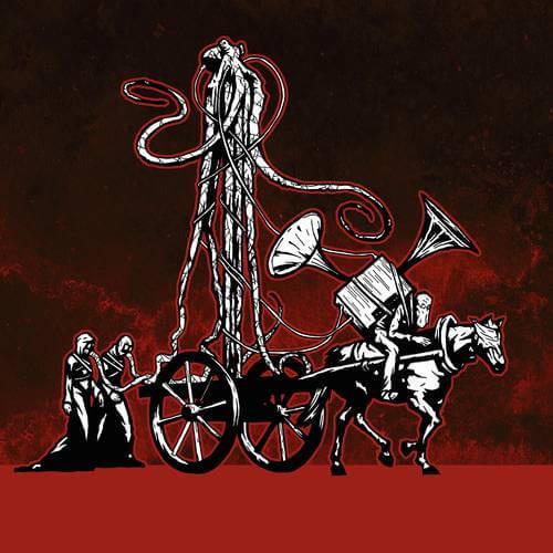 Crippled Black Phoenix - New Dark Age Tour EP 2015 A.D. - Cover