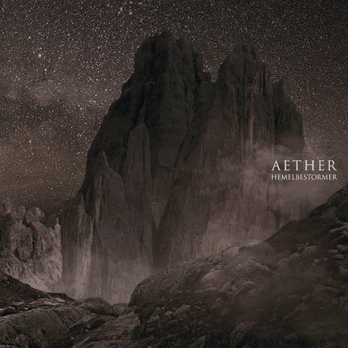 Hemelbestormer - Aether  - Cover