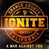 Ignite - A War Against You - CD-Cover