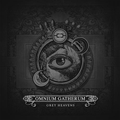 Omnium Gatherum - Grey Heavens - Cover