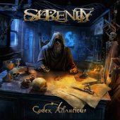Serenity - Codex Atlanticus - CD-Cover