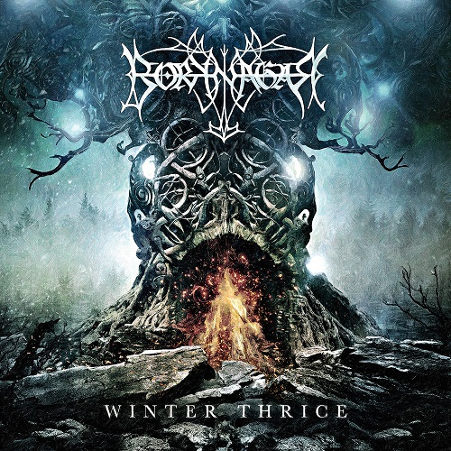 Borknagar - Winter Thrice - Cover