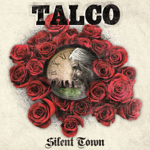 Talco - Silent Town - Cover