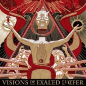 Cirith Gorgor - Visions Of Exalted Lucifer - CD-Cover