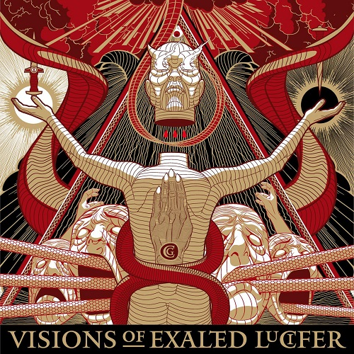 Cirith Gorgor - Visions Of Exalted Lucifer - Cover