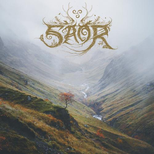 Saor - Aura - Cover