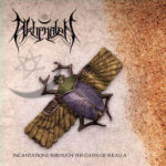 Cover - Akhenaten – Incantations Through The Gates Of Irkalla