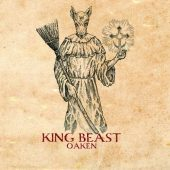 Oaken - King Beast - CD-Cover