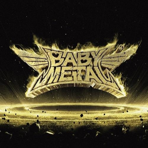 Babymetal - Metal Resistance - Cover