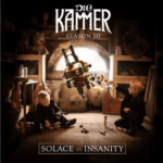 Cover - Die Kammer – Season III: Solace In Insanity