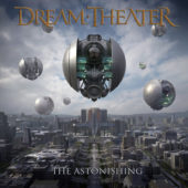 Dream Theater - The Astonishing - CD-Cover