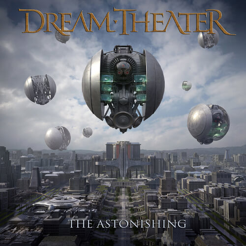 Dream Theater - The Astonishing - Cover