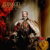 Fleshgod Apocalypse - King - CD-Cover