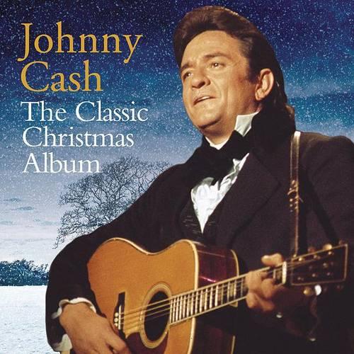 Johnny Cash - The Classic Christmas Album - Cover