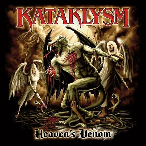 Kataklysm - Heaven's Venom - Cover