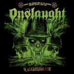 Cover - Onslaught – Live At The Slaugtherhouse (CD/DVD)