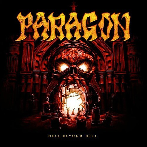 Paragon - Hell Beyond Hell - Cover