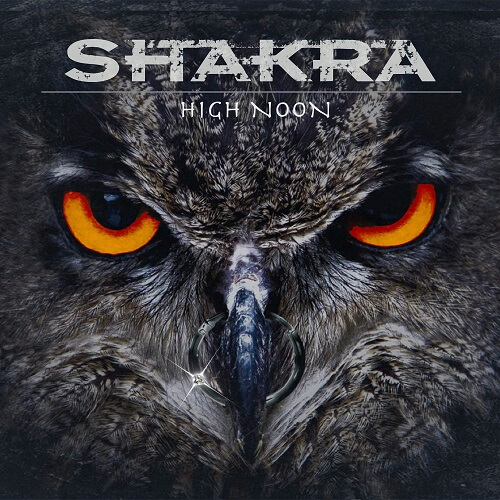 Shakra - High Noon - Cover