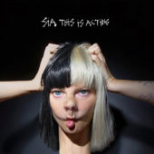 Sia - This Is Acting - CD-Cover