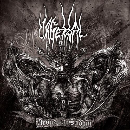 Urgehal - Aeons In Sodom - Cover