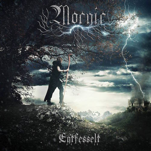 Mornir - Entfesselt (EP) - Cover