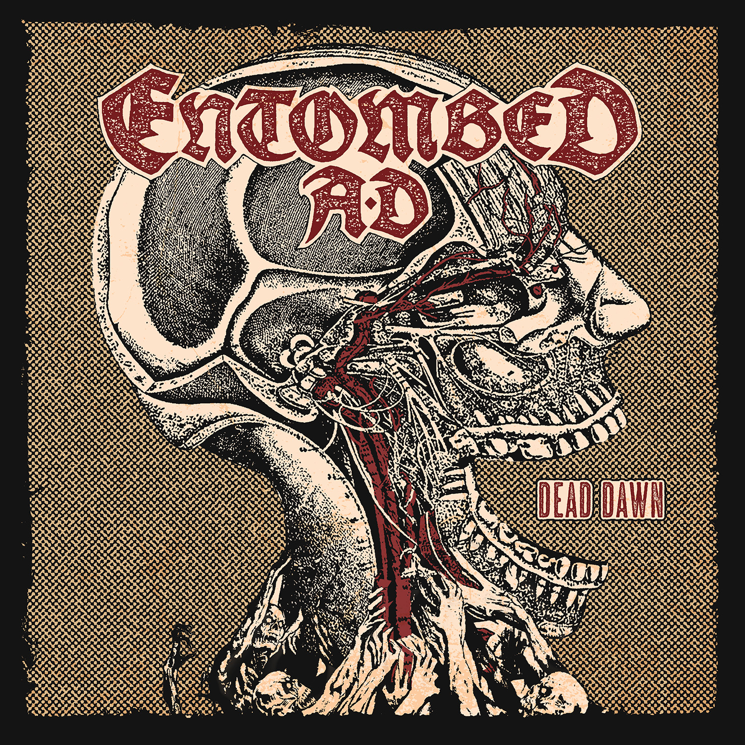 Entombed A.D. - Dead Dawn - Cover