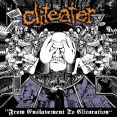Cliteater - From Enslavement To Clitoration - CD-Cover