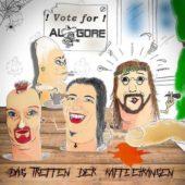 Al Gore - Das Treffen der Kaffeetransen - CD-Cover