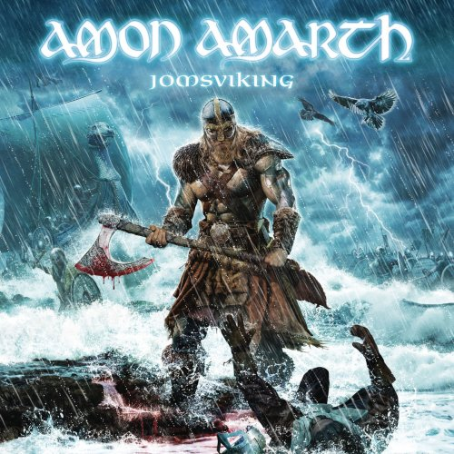 Amon Amarth - Jomsviking (-) - Cover