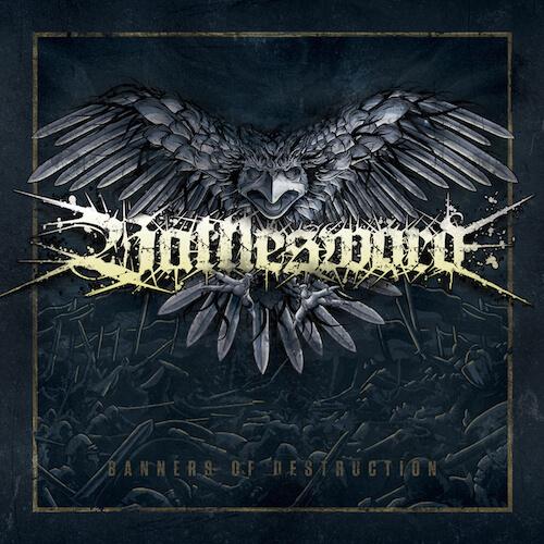 Battlesword - Banners Of Destruction - Cover