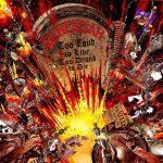 Cover - Gehennah – Too Loud To Live, Too Drunk To Die