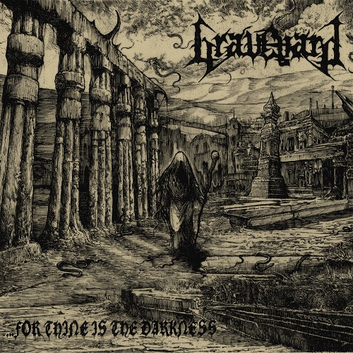Graveyard (ESP) - … For Thine Is The Darkness - Cover