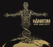 Hämatom - Wir sind Gott - CD-Cover