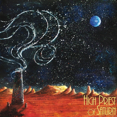 High Priest Of Saturn - Son Of Earth And Sky - Cover