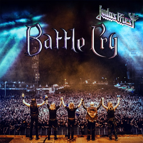 Judas Priest - Battle Cry (DVD) - Cover