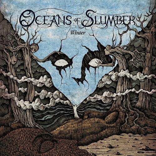 Oceans Of Slumber - Winter - Cover