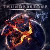 Thunderstone - Apocalypse Again - CD-Cover